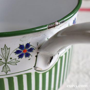 アンティーク片手鍋